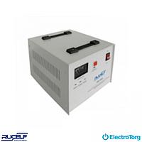 Стабилизаторы электромеханические 1-ф. (D-цифровая индикация, V-вертикальное исполнение, C-вентилятор охлаждения) SDF-2000 Rucelf