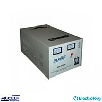 Стабилизаторы электромеханические 1-ф. (D-цифровая индикация, V-вертикальное исполнение, C-вентилятор охлаждения) SDF-8000 Rucelf