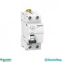 Дифференциальный выключатель нагрузки iID 2P 63A 300мА A Schneider Electric