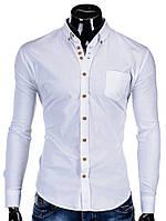 Мужская Рубашка R302 L, Белый