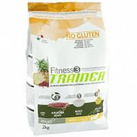 Trainer Fitness3 Adult MINI With Duck Rice Oil Корм для собак мелких пород, 7,5 кг