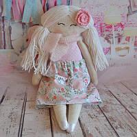 Текстильная кукла ручной работы  Бэттина 35 см