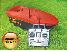 CarpCruiser Boat-SO карповый кораблик для прикормки радиоуправляемый с нижним сбросом прикормки, оснастки