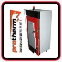 Твердотопливный котел Protherm Капибара Solitech Plus 3 - 18 кВт
