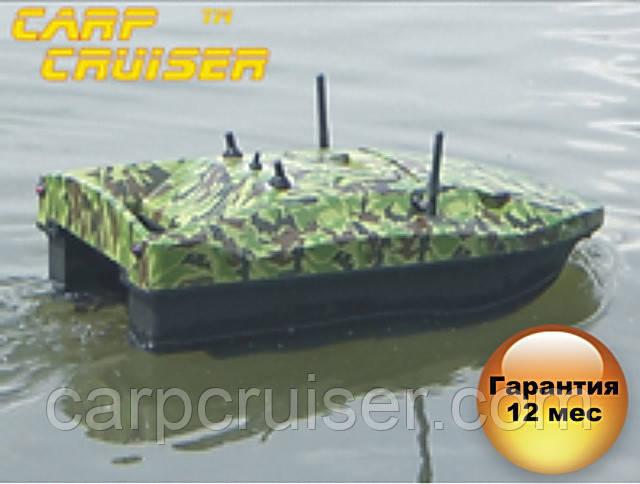 Кораблик прикормочный CarpCruiser Boat-SC радиоуправляемый для доставки снастей в точку лова рыбы, фото 1