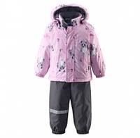 Комплект, куртка и комбинезон зимний Lassie by Reima 713694, цвет 5121