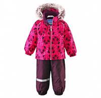 Комплект зимний , куртка и комбинезон Lassie by Reima 713695A, цвет 3521