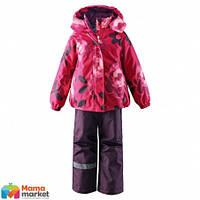 Комплект зимний , куртка и комбинезон Lassie by Reima 723694, цвет 3521