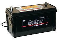 Аккумулятор Delkor 130E41L (6СТ-110 Азия евро) R+ правый плюс
