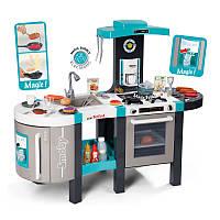 Детская интерактивная кухня French Touch Bubble Mini Tefal Smoby 311206, фото 1