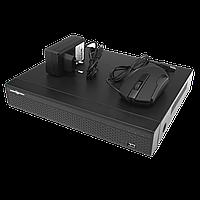 Видеорегистратор стационарный NVR для IP камер.GreenVision GV-N-E004/9 1080p