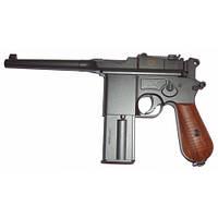 Пневматический пистолет SAS Mauser (Blowback)