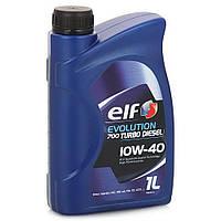 Масло моторное Elf EVOL 700 Turbo Diesel 10w-40 1л/0.87кг SN/CF A3/B4