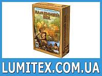 Настольная игра Каменный Век (100000 лет до нашей эры, Stone Age) (с рус. правилами в коробке)