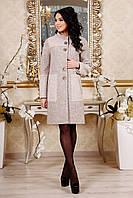 Демисезонное пальто разные цвета, с 44-58 размер, фото 1