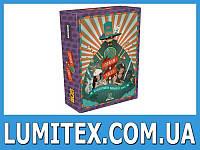 Настольная игра Оранж Квест: в погоне за Конфетным Джо (Orange Quest)
