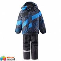 Комплект зимний , куртка и комбинезон Lassie by Reima 723693B, цвет 6741