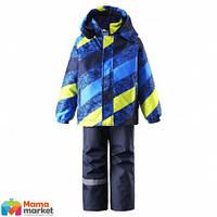 Комплект зимний , куртка и комбинезон Lassie by Reima 723693B, цвет 6511