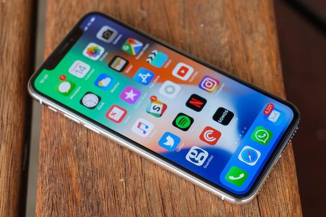 OUKITEL U18 - очень похож на Iphone X10