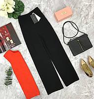Широкие брюки с завышенной талией Zara  PN180545
