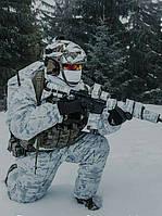 Маскировочный костюм зима Multicam Alpine (Маскхалат)