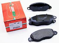 Колодки тормозные передние Ford Transit 00-06 FWD