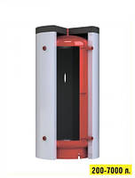 Аккумуляторы тепла (теплобаки для отопительных котлов) Kronas (Кронас) 3000 л