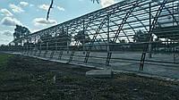Ангары.Склады.Полукруглые ангары.Зернохранилища.Каркасные ангары.Арки 10м,12м,15м,18м,22м, 24м,26м.Ангари