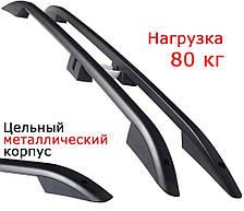 Рейлинги на Renault Dokker (c 2012--) металлические наконечники