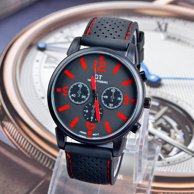 Мужские наручные часы GT Grand Touring red