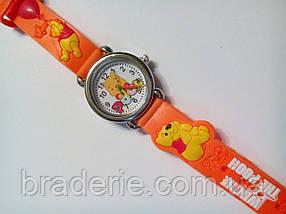 Часы наручные детские Winnie the Pooh оранжевые
