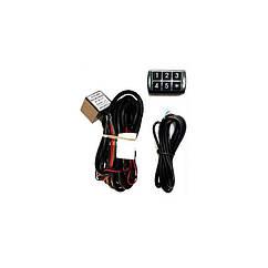 Иммобилайзер SPETROTEC SA13 keypad_3х2