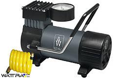 Компрессор AUTO WELLE AW01-18 автомобильный, металлический 12V 12A 30 l/min 100PSI
