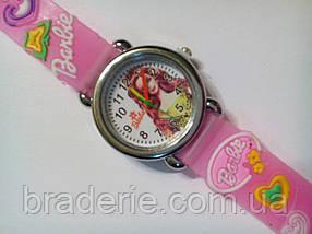 Часы наручные детские Barbie розовые