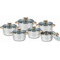 Набор посуды Maestro MR-2206 (12 предметов)