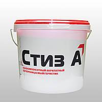 Герметик СТИЗ-А для наружной герметизации монтажных швов (ведро 7 кг)