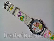 Часы наручные детские Barbie белые, фото 3