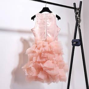 Нарядное платье с жемчугом, фото 2