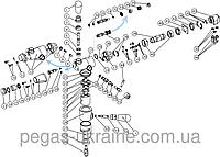 Схема запчастей к Пегас Novo tap