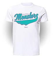 Футболка GeekLand Корпорация Монстров Monsters Inc Monstropolis MI.01.02