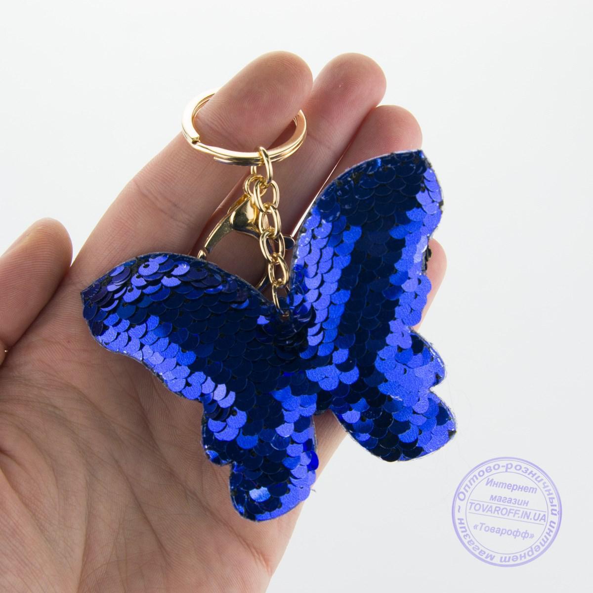 Брелок-метелик з леліток - LH-18