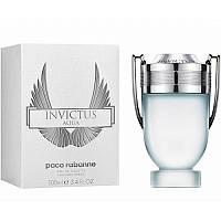 Мужская туалетная вода Invictus Aqua Paco Rabanne ( свежий древесный аромат)  AAT