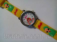 Часы наручные детские Winx желтые, фото 3