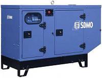 Аренда дизельного генератора 24 кВт | аренда электростанции  SDMO J33