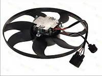 Вентилятор радиатора 1.9-2.0TDI/SDI  360мм  VW Caddy 3 03- не ориг 1K0959455EA