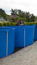 Бассейн для УЗВ, объем 3000 литров, фото 3