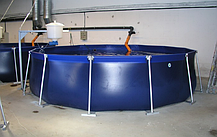 Бассейн для УЗВ, объем 3000 литров, фото 2