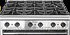Плита газовая CustomHeat ТТ6-36