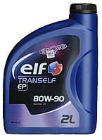 Масло трансмиссионное Elf TransElf EP 80w-90 2л/1,77кг