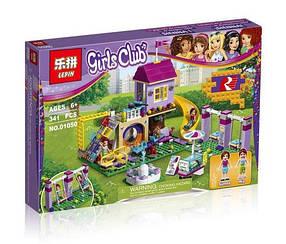 Конструктор Lepin 01050 Френдс Игровая площадка Хартлейк Сити (аналог Lego Friends 41325)